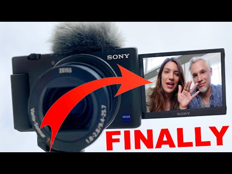 Sony ZV-1 Vlogging Camera Review: ALMOST Perfect!