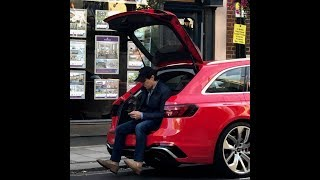 Life after Porsche obviously an Audi RS4 | VLOG 202