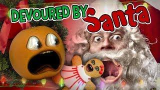 Annoying Orange - Devoured by Santa!