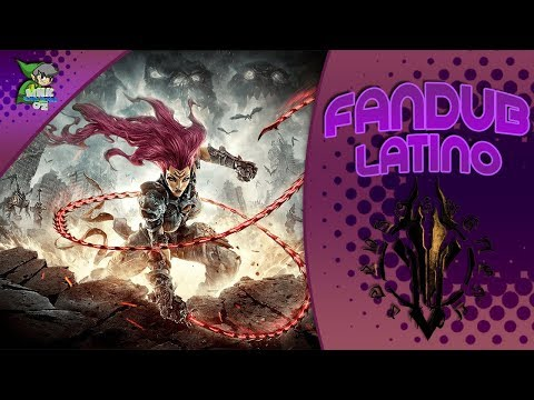 Darksiders 3 | Trailer | Fandub Latino
