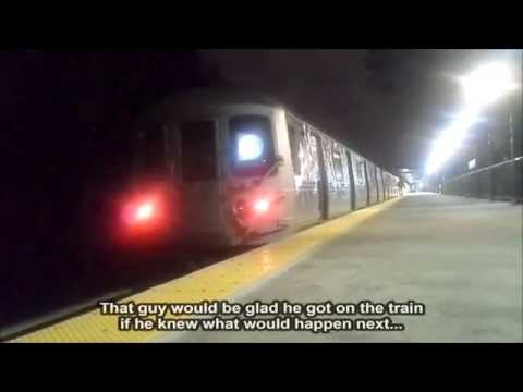 Subway Tour: Aqueduct Racetrack and Rockaway Boulevard