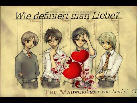 Wie Definiert Man Liebe