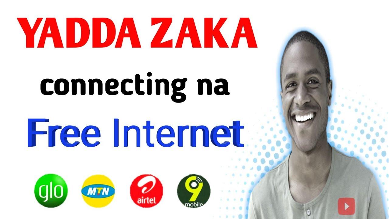 Download yadda zakuyi connecting na free internet ( part 2 )