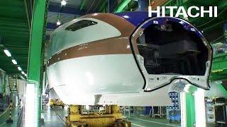 The Creation of Trains Part 1 - Hitachi