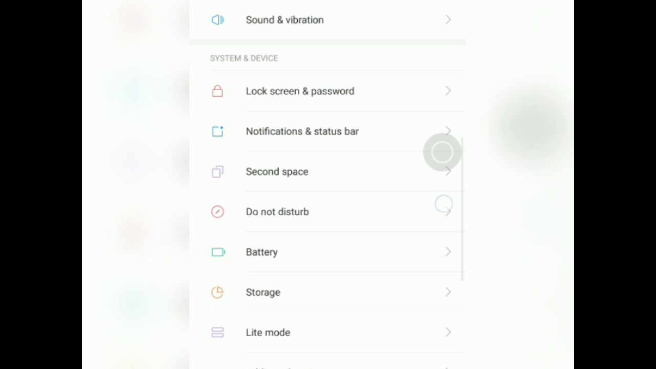 How To Enable Wallpaper Carousel In Miui 8 Youtube
