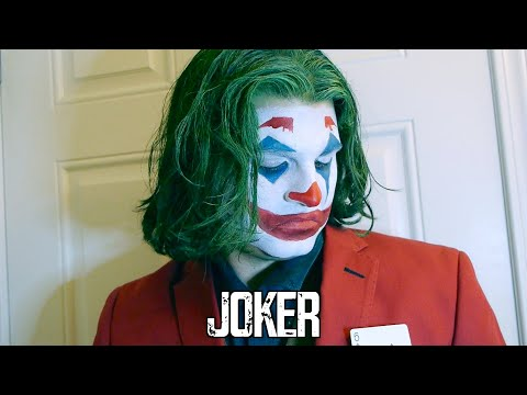 JOKER 2019 Makeup Tutorial - Joaquin Phoenix