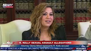 R. KELLY Accuser Speaks With Attorney Gloria Allred