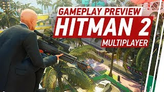 Hitman 2 Has a Multiplayer Mode Called Ghost Mode, Here's How It Works