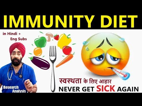 IMMUNITY DIET   Best Food to Boost your Immune System   Dr.Education (Hindi) thumbnail
