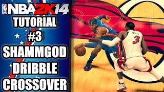 NBA 2K14 Ultimate Dribbling Tutorial - How To Do The SHAMMGOD Ankle Breaker Crossover