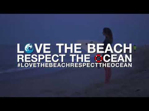 PSA   BEACH SAFETY Marine Life Bri Vuyovich