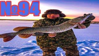 Рыбалка в Феврале Обзор 94 Зимняя Рыбалка в Казахстане 2020 Акмолинская область