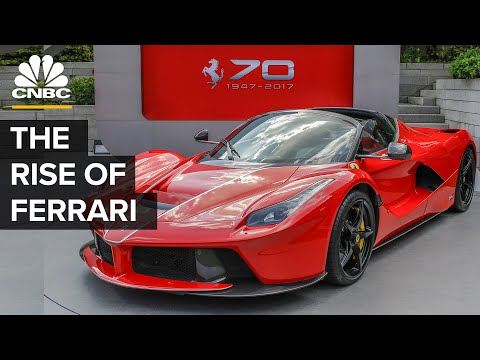 The Rise Of Ferrari