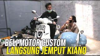 Baim Paula Beli Motor Custom Langsung Jemput Kiano!   KELUARGA BOSQUE (8/8/20) P3