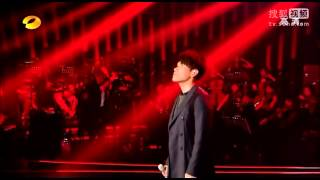 20130405 我是歌手第12期半決賽 楊宗緯《最愛》