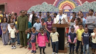 Rabb Fights For Fair Funding, Cuts Ribbon To Reopen Library