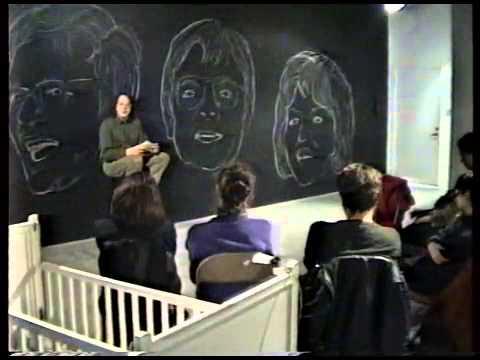 Guy Giard Lecture 11 Montréal Mythologies de l'art contemporain