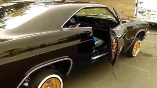 Ed Garcia 65 impala low rider