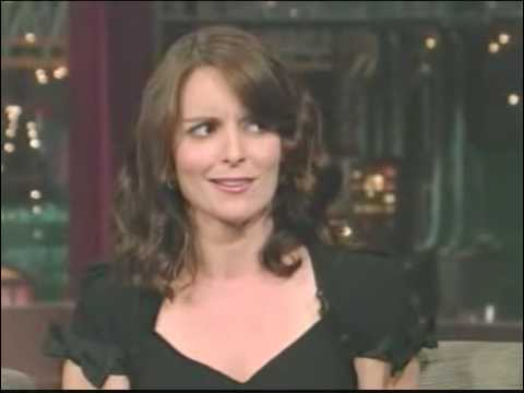 Tina Fey On Sarah Palin Impression!