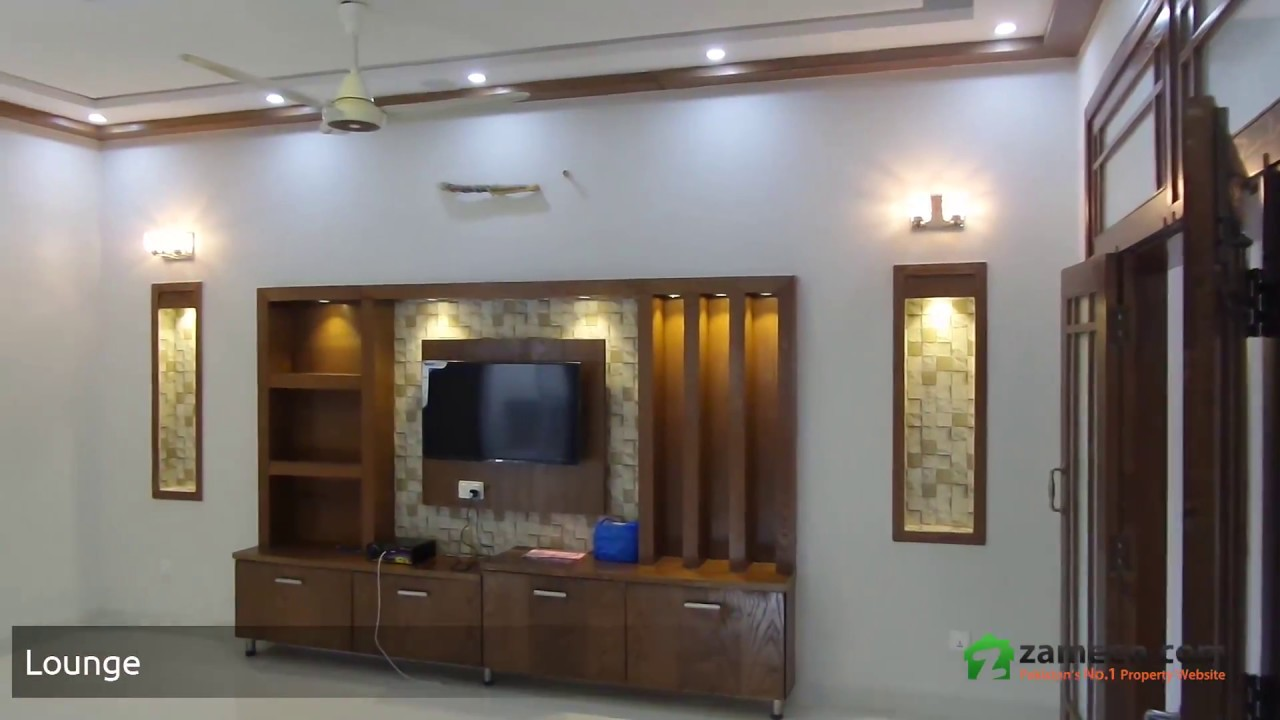 10 marla new constructed house for sale in bahria town for Home design 5 marla corner