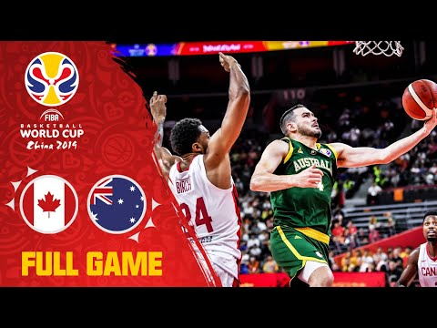 Boomers show their offencive power vs. Canada - Full Game