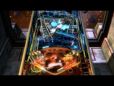 Mars Pinball - Zen Pinball eSports