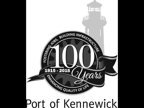 Port Of Kennewick GATHERING PLACE ribbon cutting AUGUST 4th,