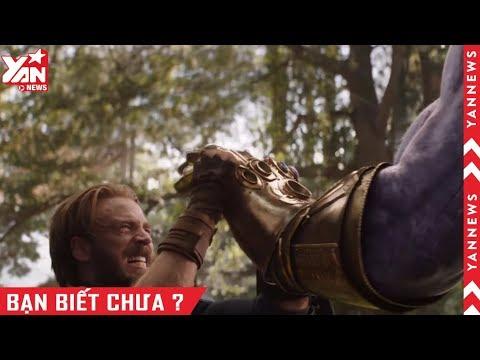Những Sự Thật Thú Vị Về Phim Avengers Infinity War (AVENGERS: CUỘC CHIẾN VÔ CỰC)