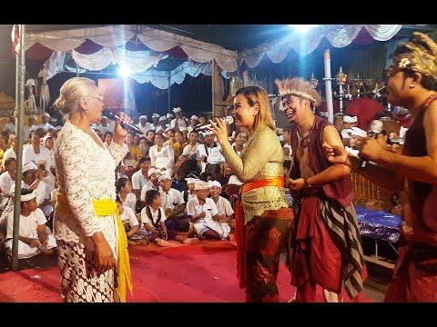 LUCU SAJAN !!! Dek Ulik Bersama Dadong Tania di Buduk - Mengwi