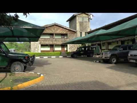 Paraa Safari Lodge, Uganda