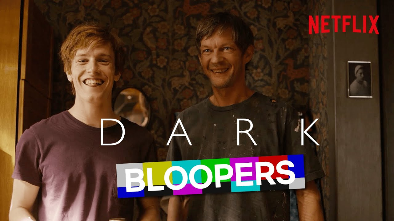 Dark Season 3 Bloopers (English Subs) | Netflix