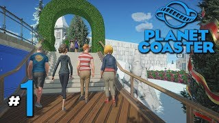 The Teacups - Planet Coaster #1[ENG CC]