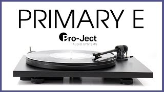 Pro-Ject Audio Systems | Primary E