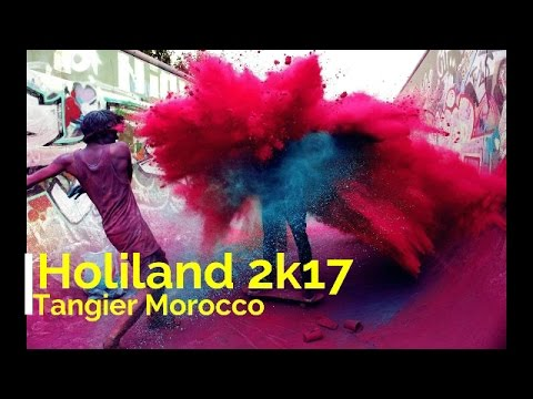 Holiland Tanger 2017