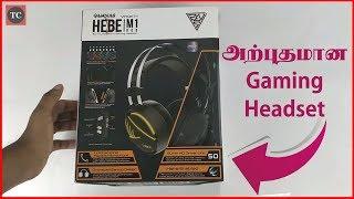 அற்புதமான Gaming Headset   Unboxing & Review: Gamdias Hebe M1 Gaming Headset With 7.1