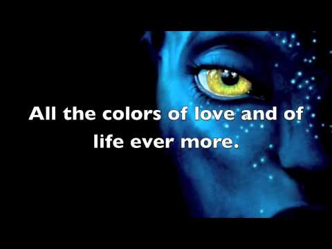 I See You  Leona Lewis with lyrics Avatar Soundtrak HD
