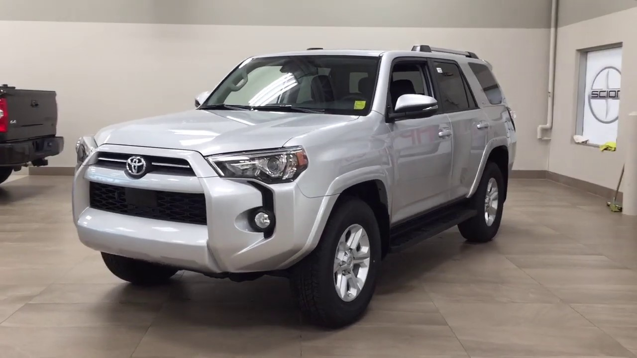 2020 Toyota 4runner Sr5 Review You