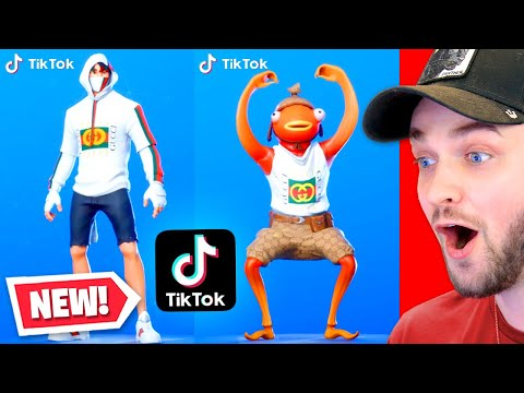 *NEW* Fortnite Tik Toks That Are ACTUALLY GOOD!