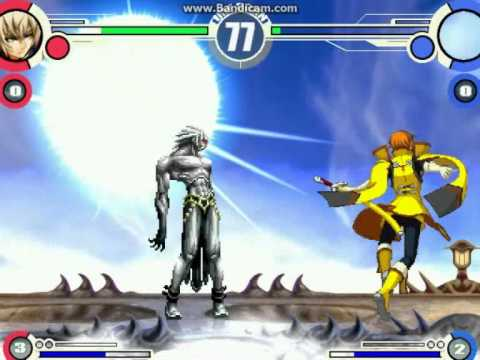 Jin Kisaragi XI - Arcade Demo