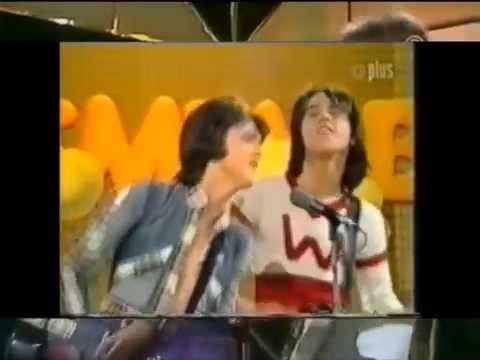 Bay City Rollers Rock'n'roll Honeymoon '1975