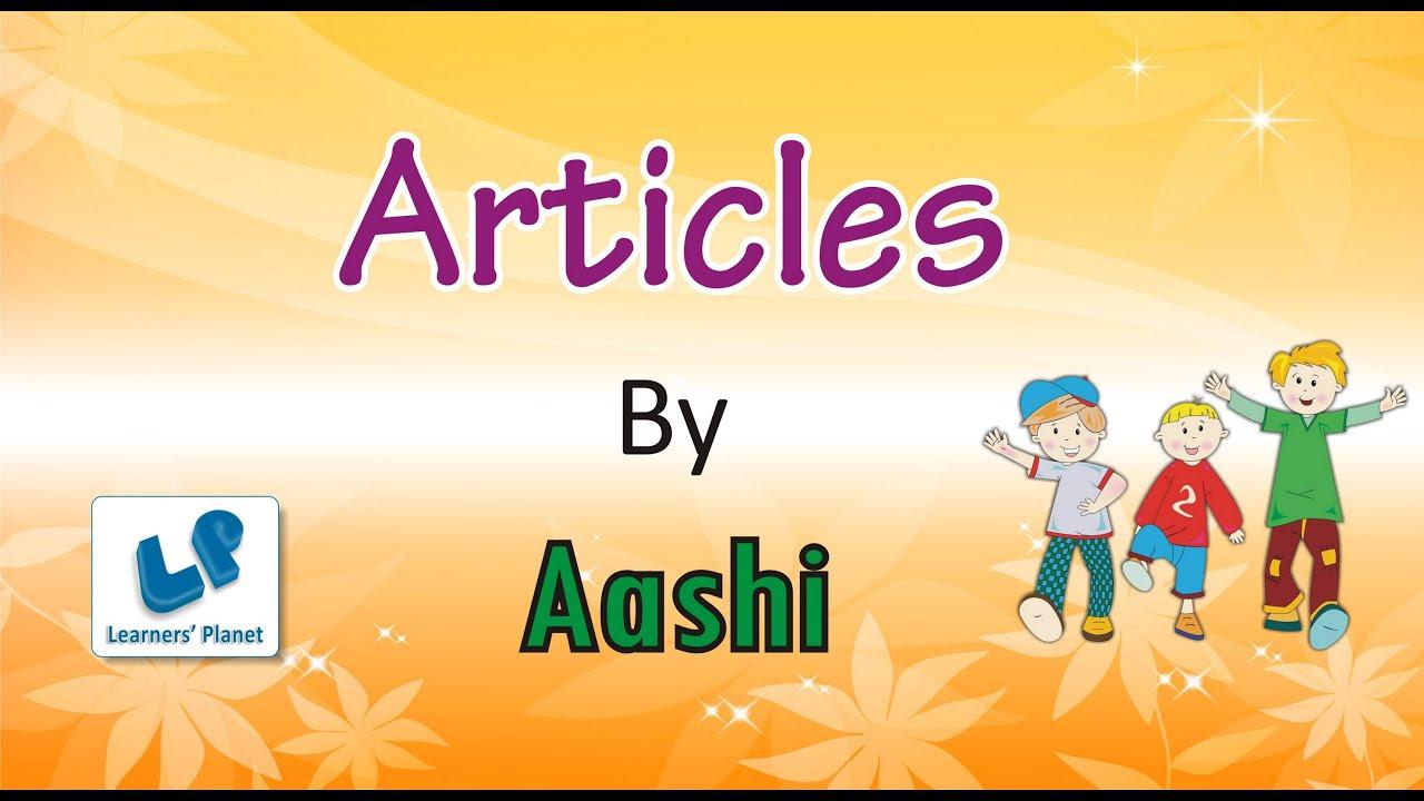 Basic English Grammar Session On Definite And Indefinite