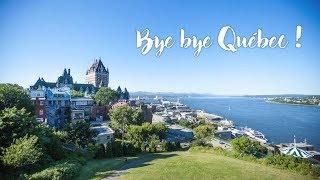 VISITE DE LA VIEILLE VILLE DE QUÉBEC (Québec - Canada)