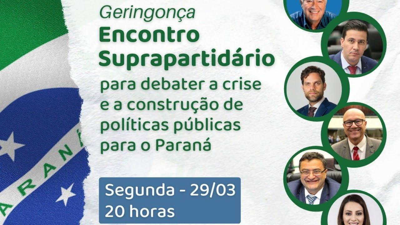 Geringonça - Encontro Suprapartidário