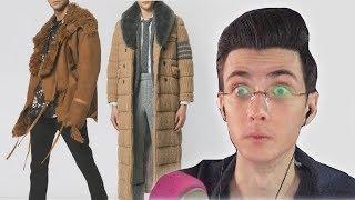 Хесус смотрит и оценивает брендовую одежду | JesusAVGN