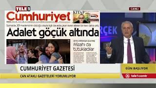 Gün Başlıyor - Can Ataklı (12 Temmuz 2018)   Tele1 TV