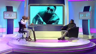 Gambar cover Thomas Mlambo, host of sport @ 10 chats to Mashabela Galane