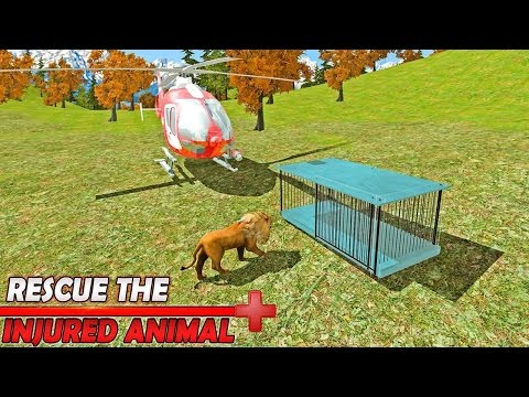 Animal Rescue Army Helicopter (by Kooky Games) Android Gameplay [HD]