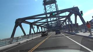 Over the New/Old Bridge Kittery Maine to Portsmouth NH