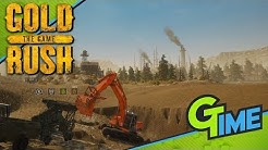 So macht man sehr schnell viel Gold - Lets Play Gold Rush The Game #20 Gameplay German | Gamerstime