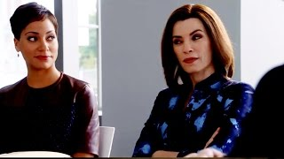 "The Good Wife Season 7 Episode 5 Promo ""Payback""  7x05 Promo"